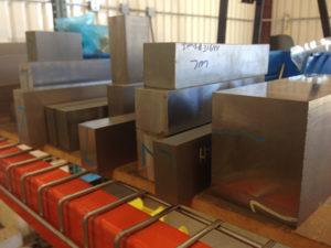 Molder's World Square Steel